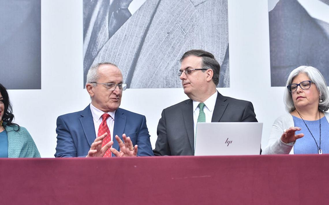 México sale fortalecido con nuevo TLCAN: Ebrard y Seade