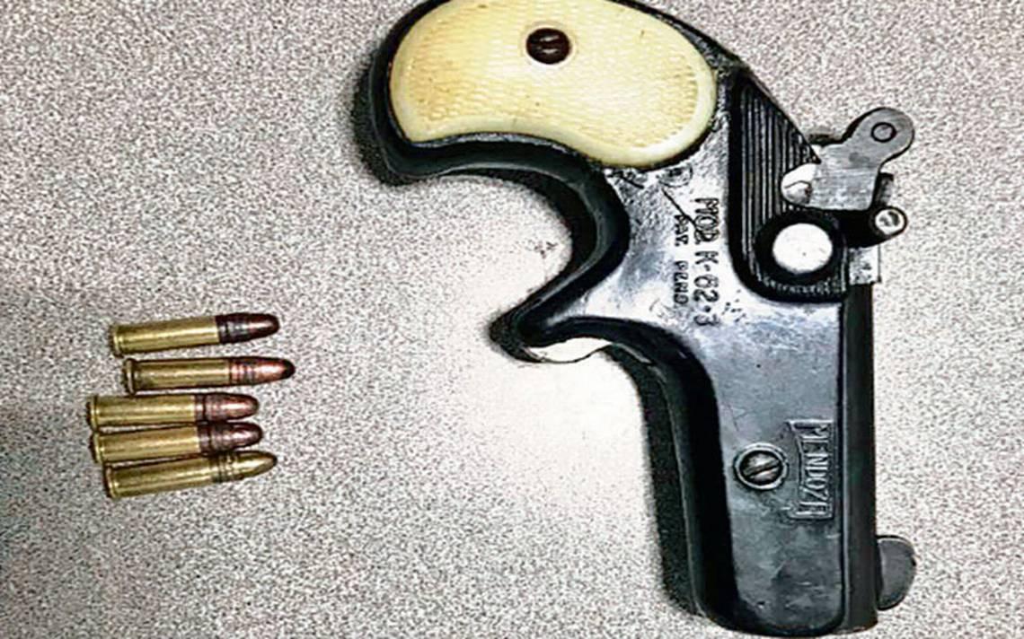 No solo venden armas en Cdmx, también las rentan, advierten
