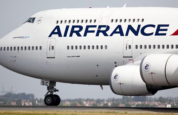 Air France suspende sus vuelos a Venezuela por tres días