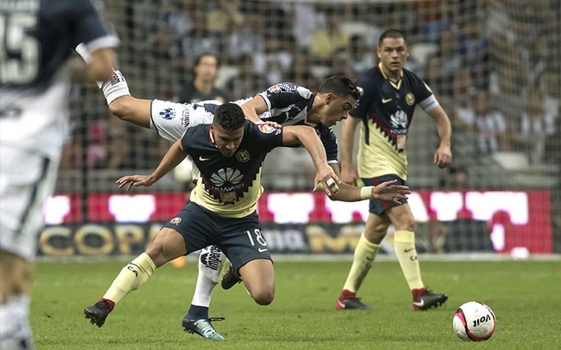 América fuera de la Copa MX en tanda de penales ante Monterrey