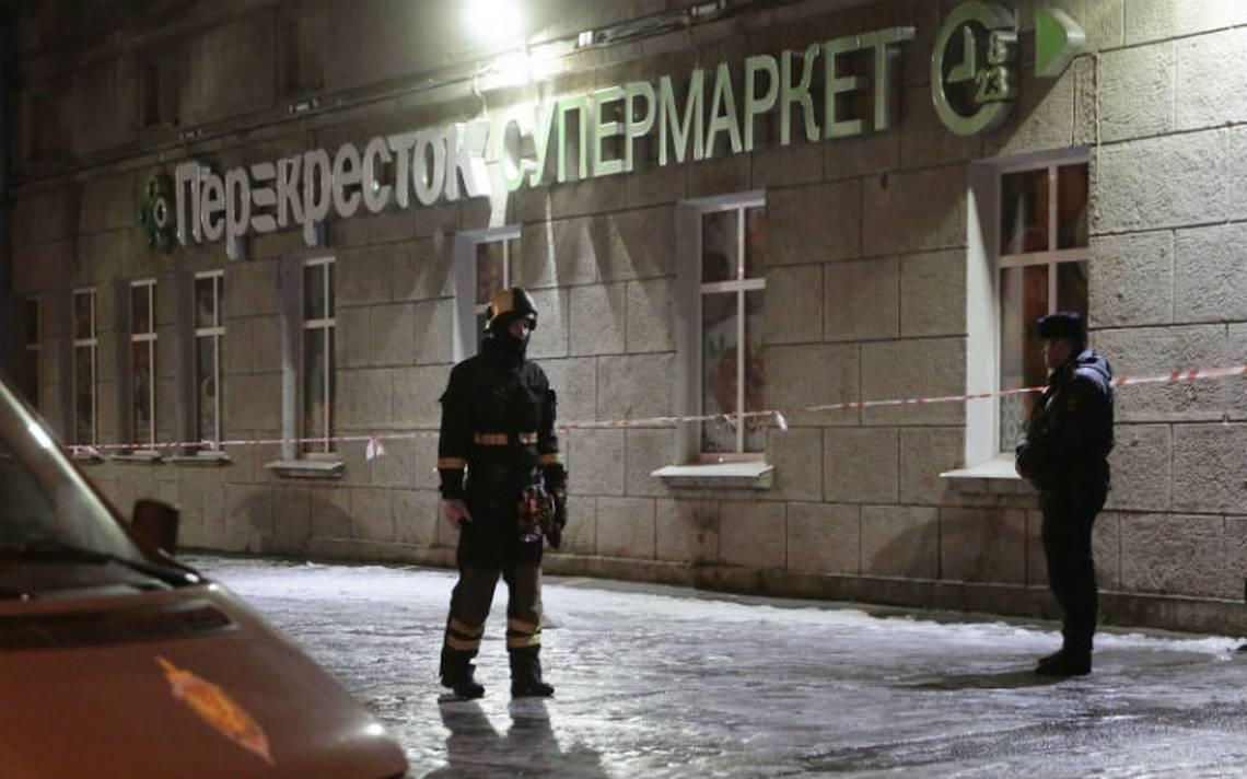 Putin califica de terrorismo ataque a supermercado en San Petersburgo
