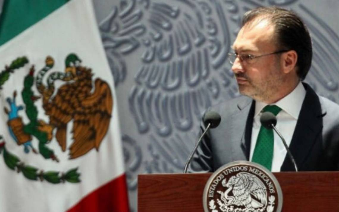 Canciller Videgaray realiza gira de trabajo a Boston