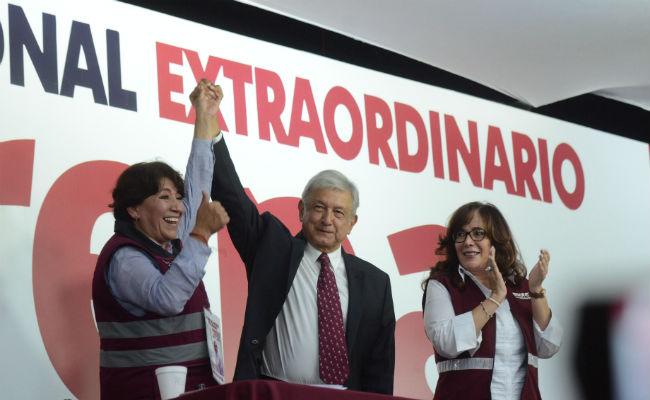 PT con Morena y PAN con frente opositor… arman ya su ruta electoral para 2018