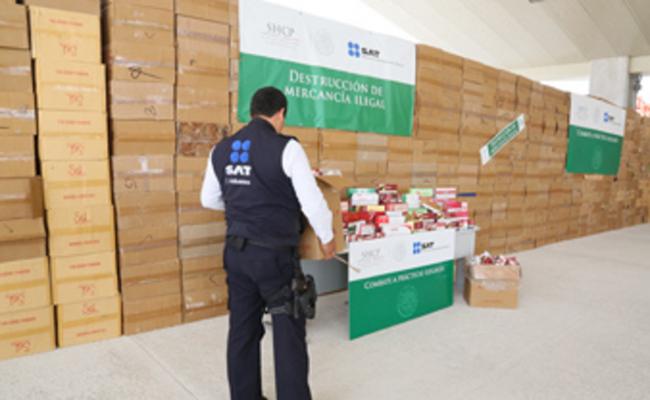 El SAT presenta nueva iniciativa; combatirá la corrupción en las aduanas