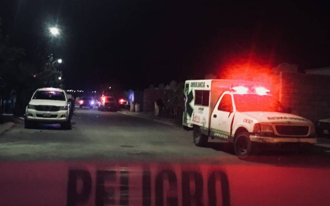 Comando armado ingresa a vivienda de Chihuahua y ejecuta a seis