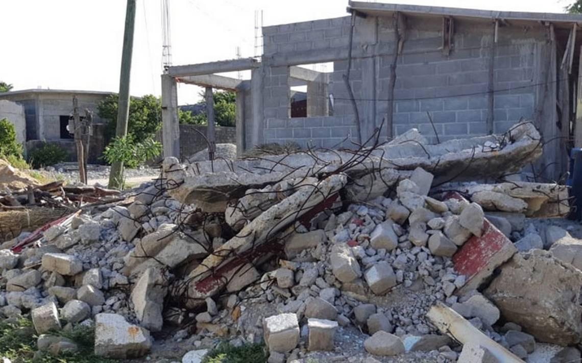 A un año del sismo, apoyo no se ocupa para casas en Oaxaca
