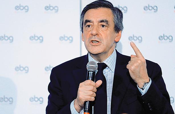 Escándalo de Fillon aumenta desconfianza de franceses con los políticos