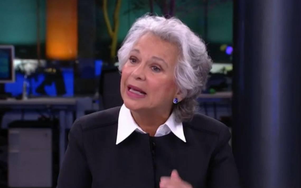 Seguridad de AMLO es un tema de Estado: Sánchez Cordero