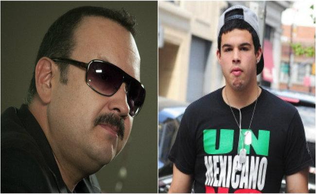 Hijo de Pepe Aguilar, culpable de tráfico de personas