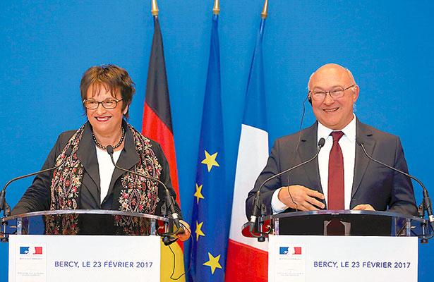 Francia pide acelerar negociación comercial entre la Unión Europea y México