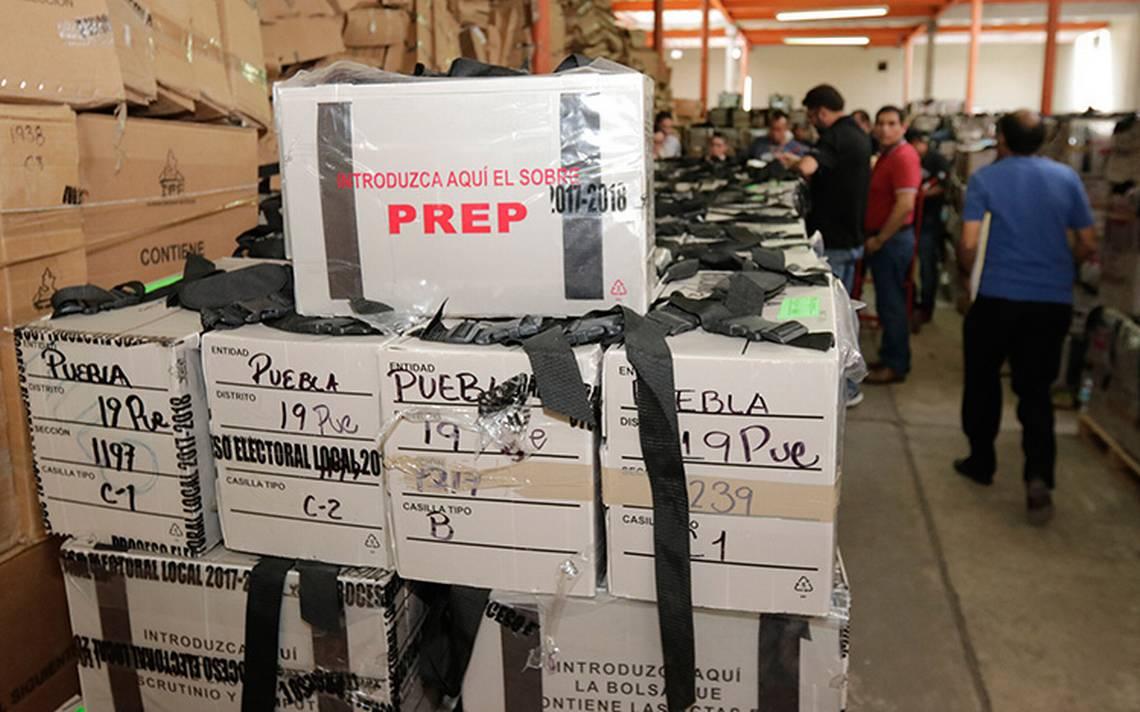 Morena y PAN chocan por recuento de votos de Puebla