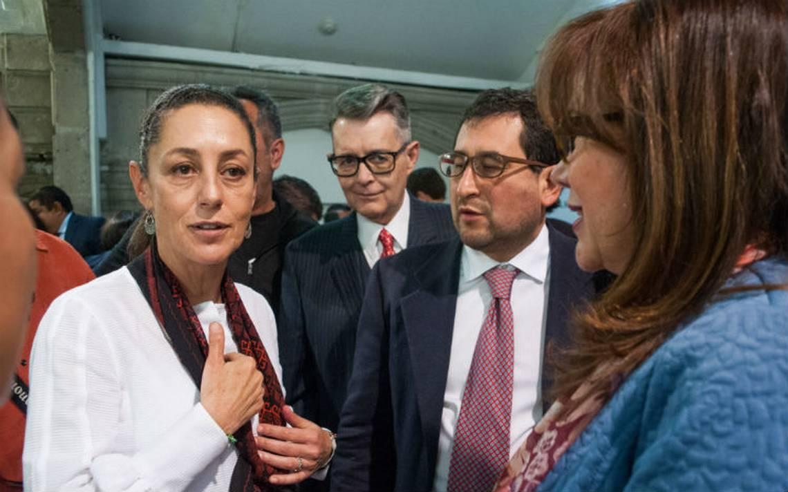 Morena pide garantías a Jefe de Gobierno para visita de AMLO a Benito Juárez