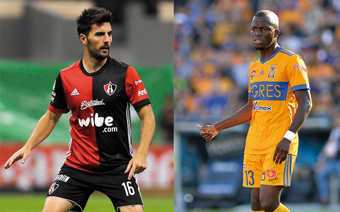 Atlas y Tigres juegan duelo pendiente de la jornada 8