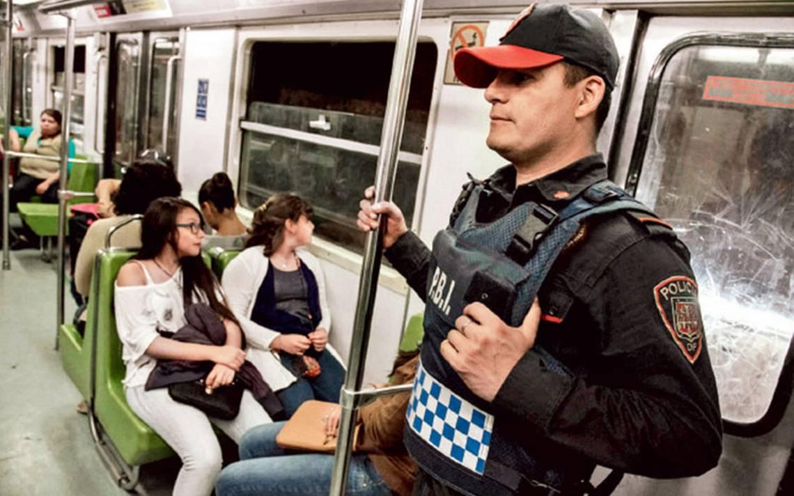 Recobran mil 823 celulares que robaron en el Metro