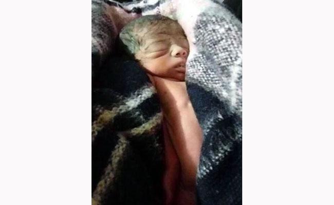 Abandonan a bebé recién nacido en calles de Monterrey