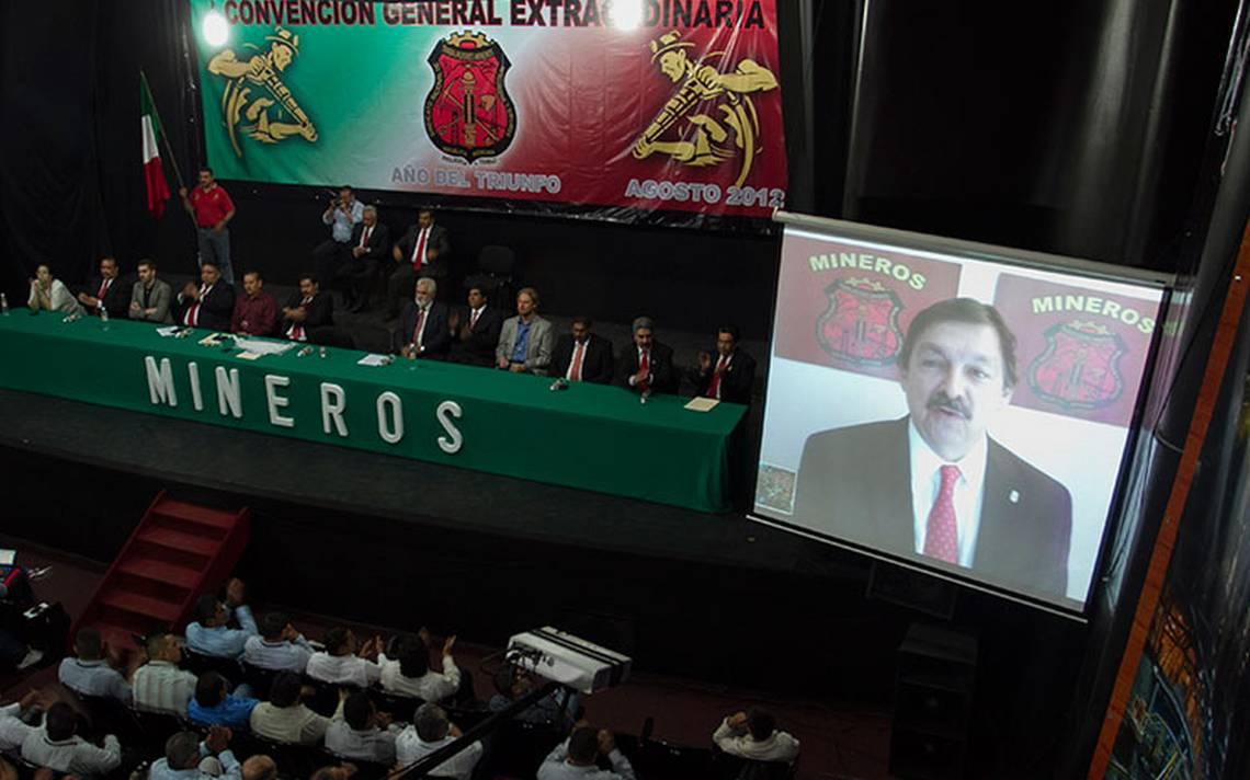 Napoleón Gómez Urrutia regresará a México como hombre libre: abogado