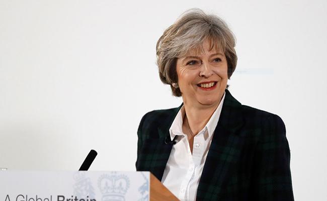 May someterá a votación parlamentaria el acuerdo con la UE para el Brexit