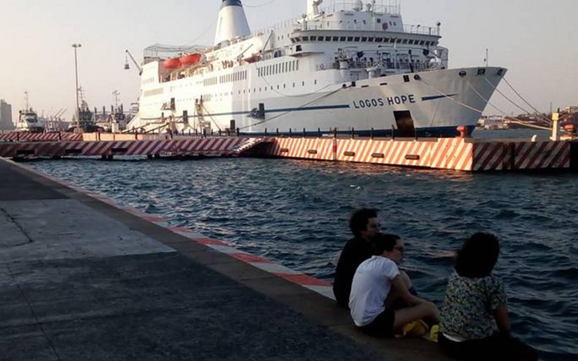 LibrerA�a flotante mA?s grande del mundo amplA�a su permanencia en Veracruz