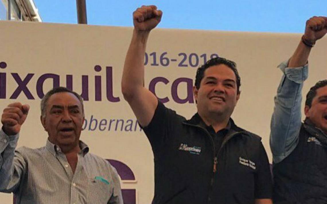 Alcalde de Huixquilucan busca la reelección