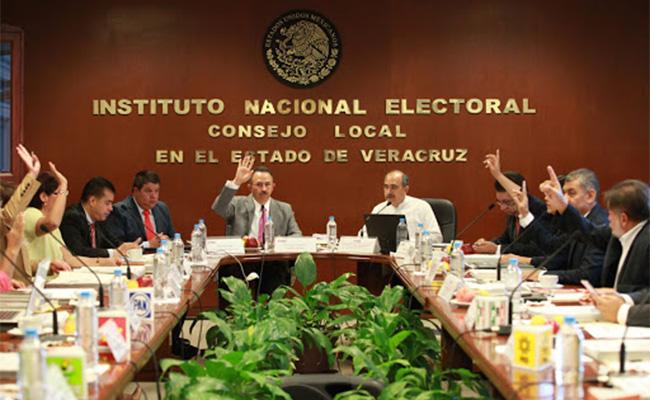 Pide INE mesura y prudencia en elecciones