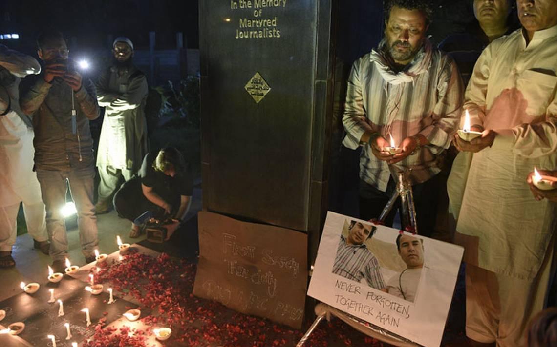 En 2018 van 44 muertes de periodistas en el mundo