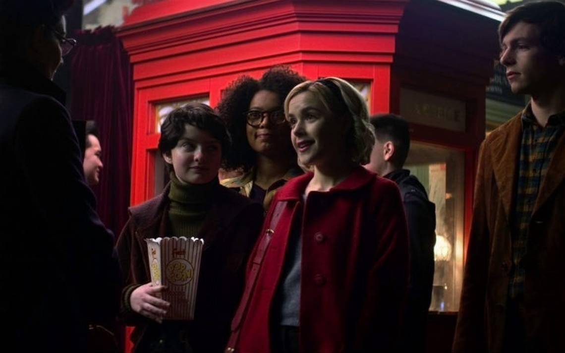 Ellos son los nuevos personajes de El mundo oculto de Sabrina