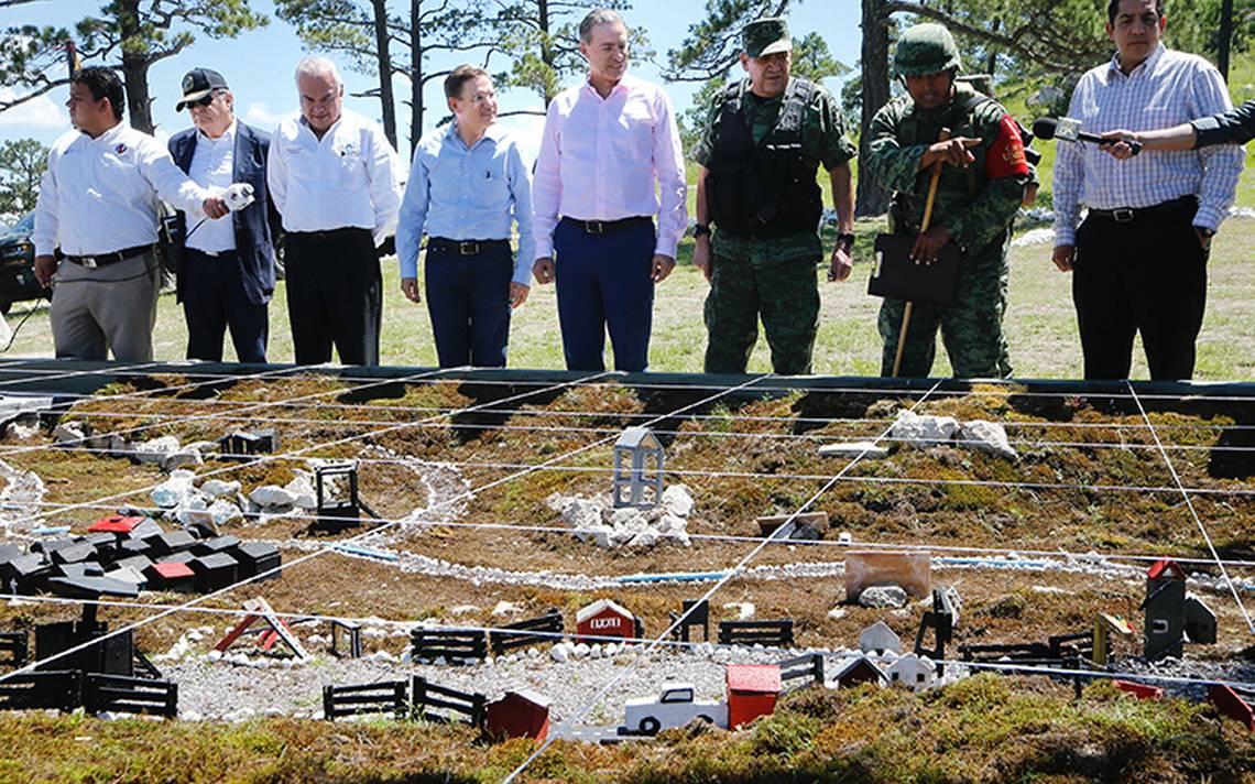 Blindan límites de Sinaloa y Durango ante crimen organizado
