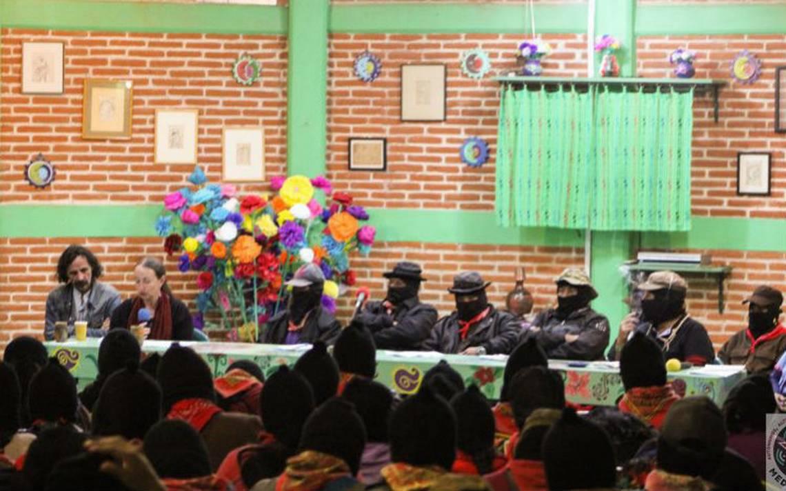 Arriba comandante Galeano a San Cristobal de las Casas para participar en festival