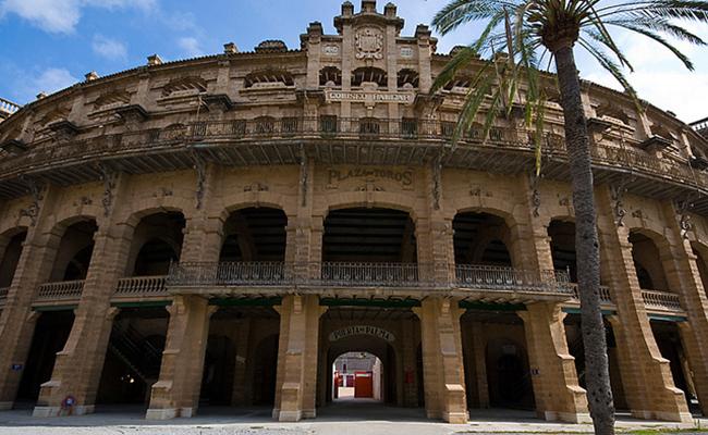 El Mítico Coliseo Balear