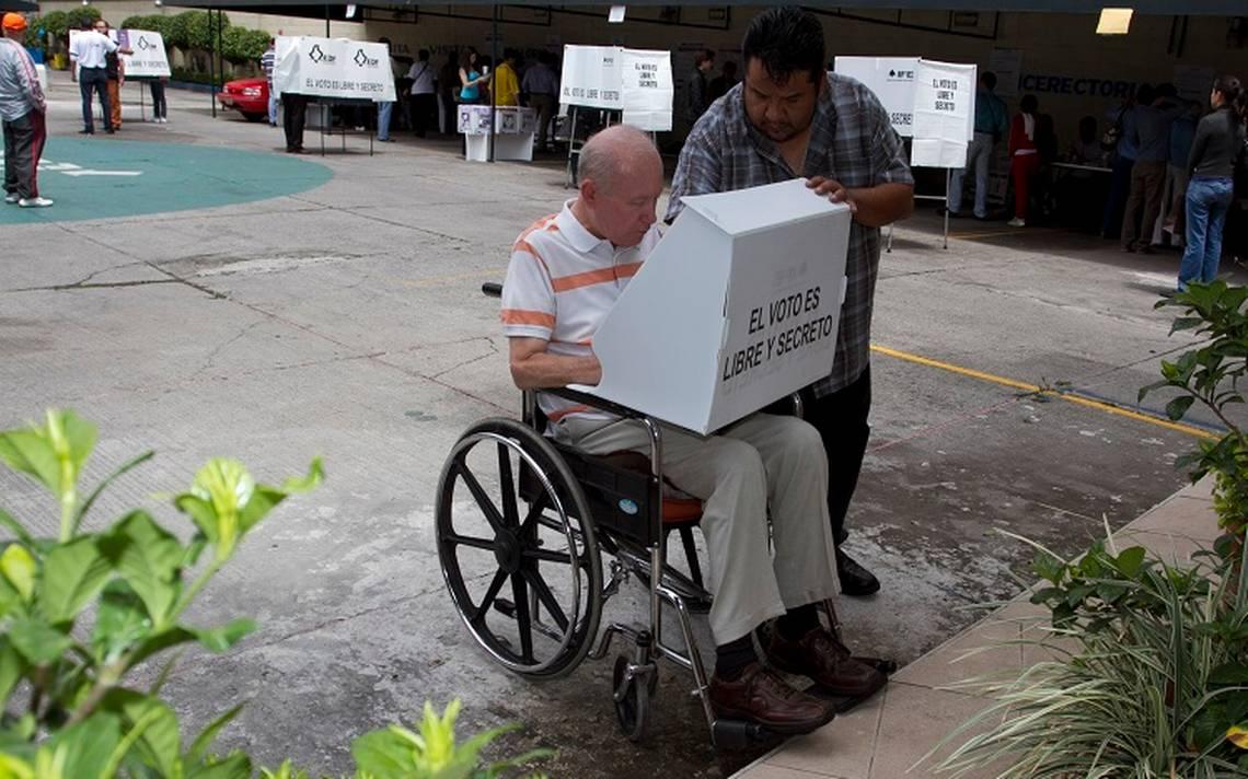 INE analiza que pacientes y personal en hospitales emitan su voto