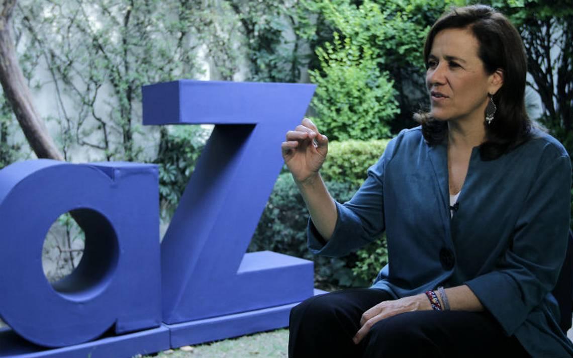 Margarita Zavala dice que en su camino a la Presidencia la inequidad es una constante