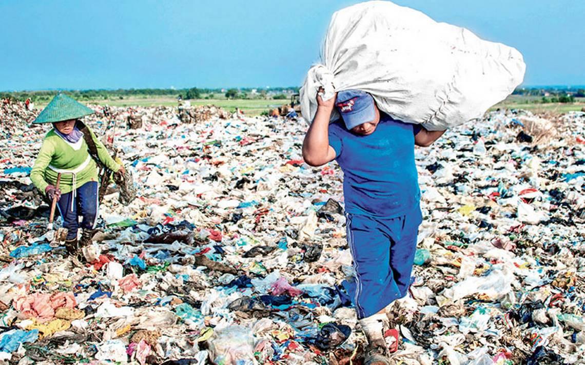 El mundo se rinde ante el plástico: PET y PVC aumentaron en demanda