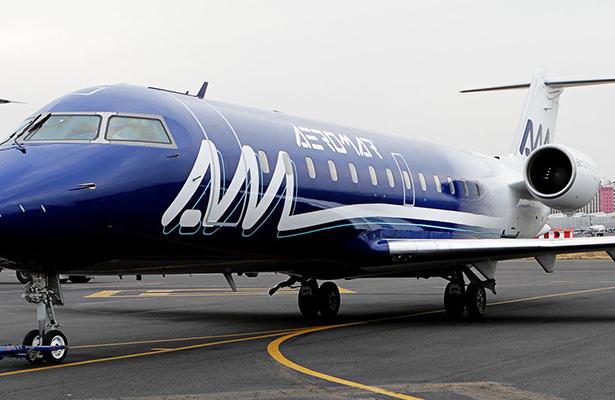 Aeromar recibe el primero de ocho aviones para renovar su flota