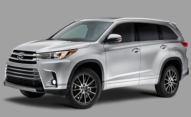 Toyota Highlander, la camioneta que tu familia estaba esperando