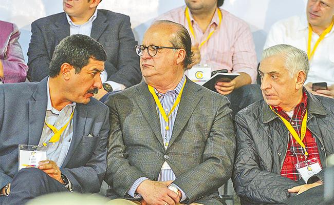 Gobernadores del PAN y PRD se suman a Frente opositor