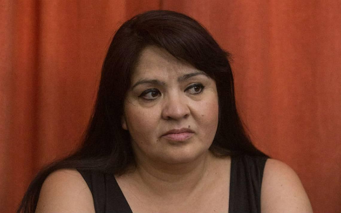 Desechan demanda de Nestora Salgado contra Meade