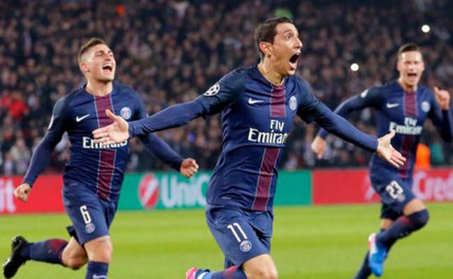 PSG se da un banquete al golear 4-0 al Barcelona