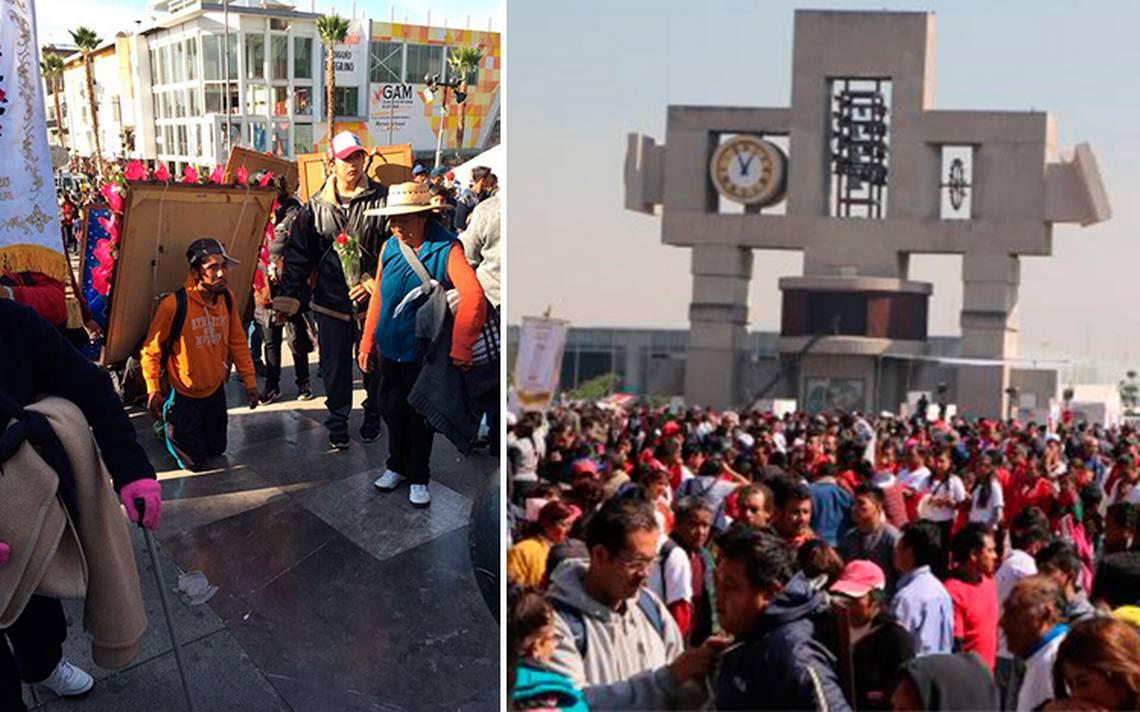Siguen llegando peregrinos: más de siete millones arriban a la Basílica