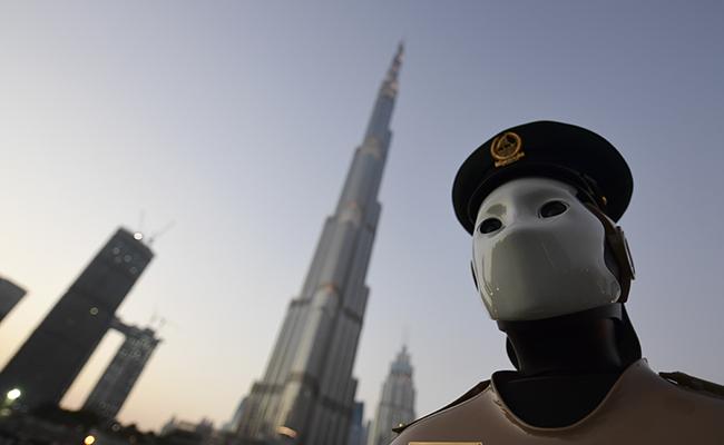 ¿Robocop, eres tú? Las calles de Dubai tienen un nuevo agente
