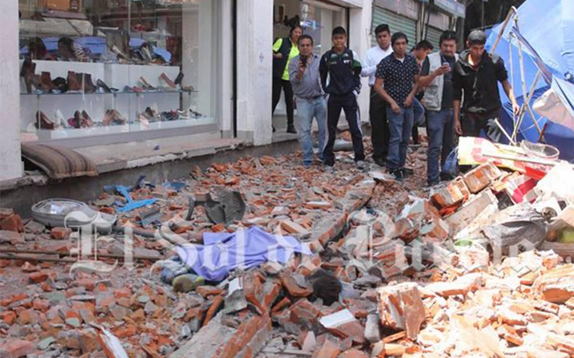 Muere electrocutado rescatista chiapaneco en Puebla