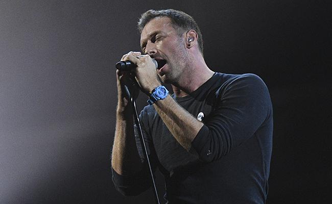 Coldplay celebra los 40 años de Chris Martin