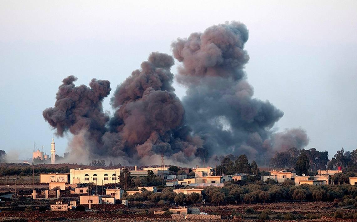 Sube a 302 el número de muertos por ataques yihadistas en Siria
