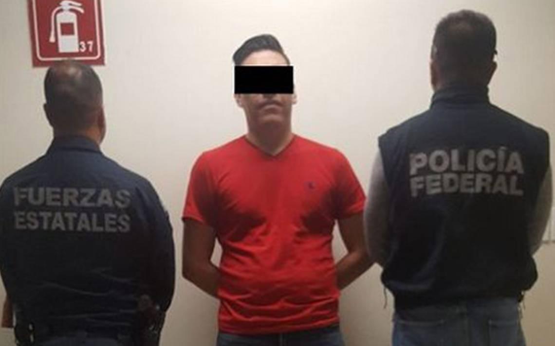 """Detienen en Chihuahua a """"El Wero"""", integrante de La LA�nea"""