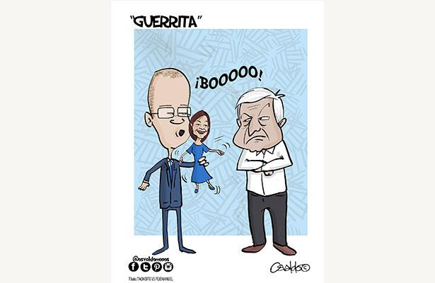Tachidito vs. Pejemanuel