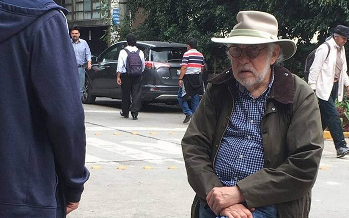 Arturo Ripstein necesita una dosis de optimismo ante temblor