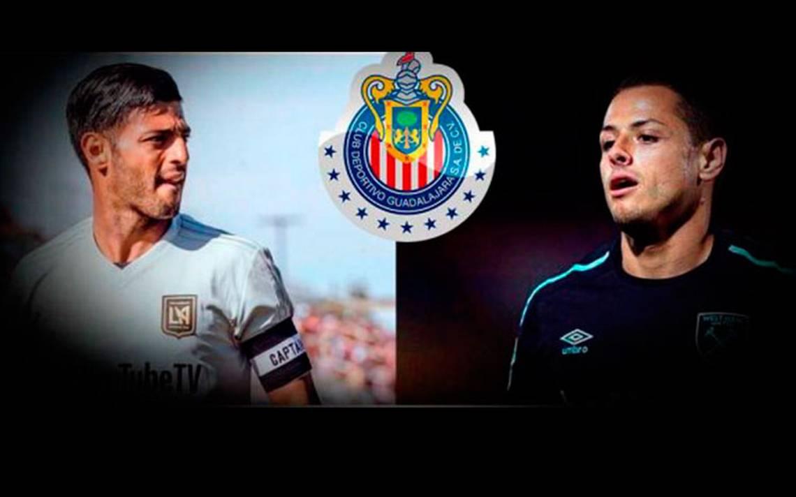 ¿Chicharito Hernández y Carlos Vela al Mundial de Clubes con Chivas?