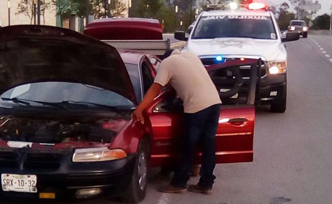 Reinician programa de auxilio vial en Monterrey