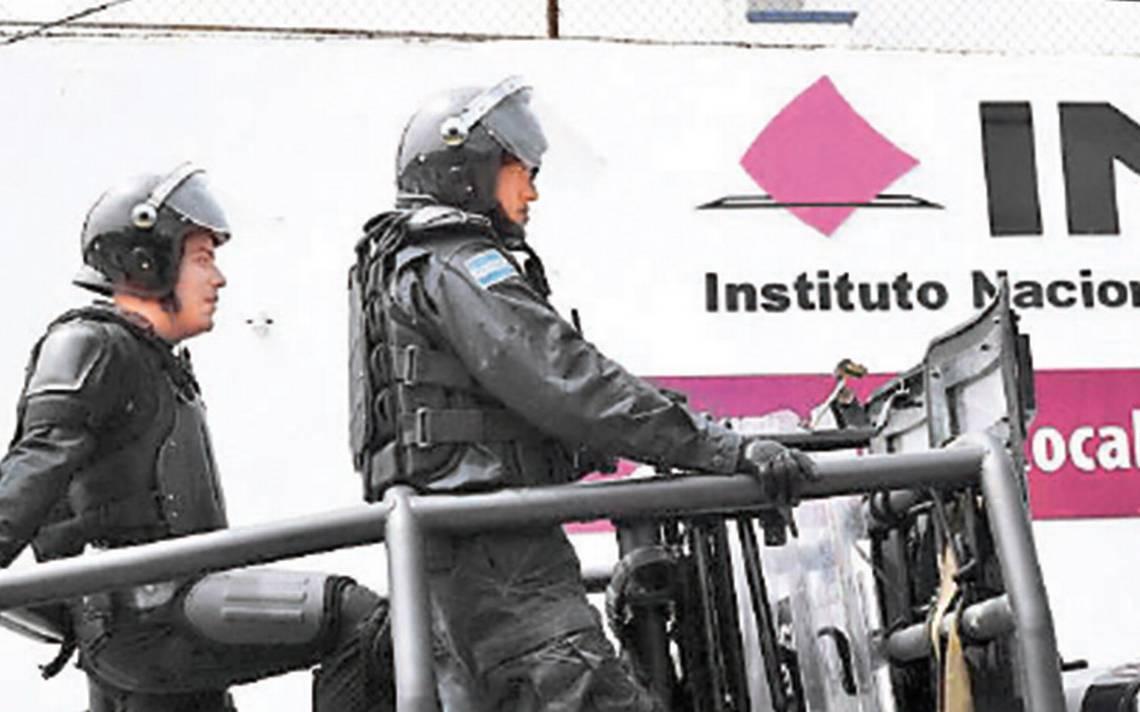 MA�xico vive proceso electoral mA?s violento registrado en la historia