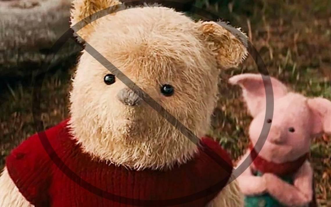 ¿Por qué China prohibió ver película de Winnie the Pooh?