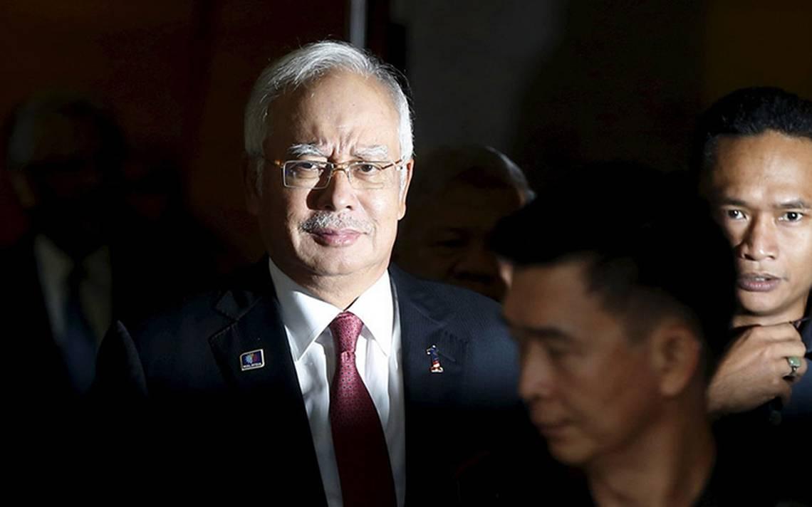 Detienen a exprimer ministro de Malasia por lavado de dinero